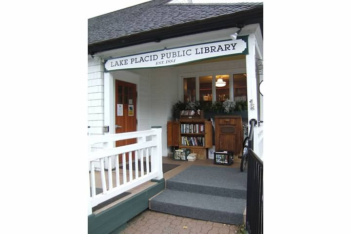 Adirondack libraries - Lake Placid