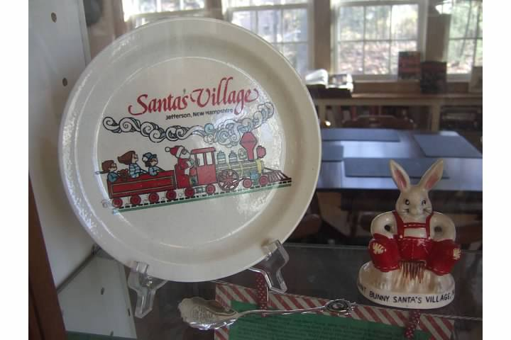 Santa's Village closeup