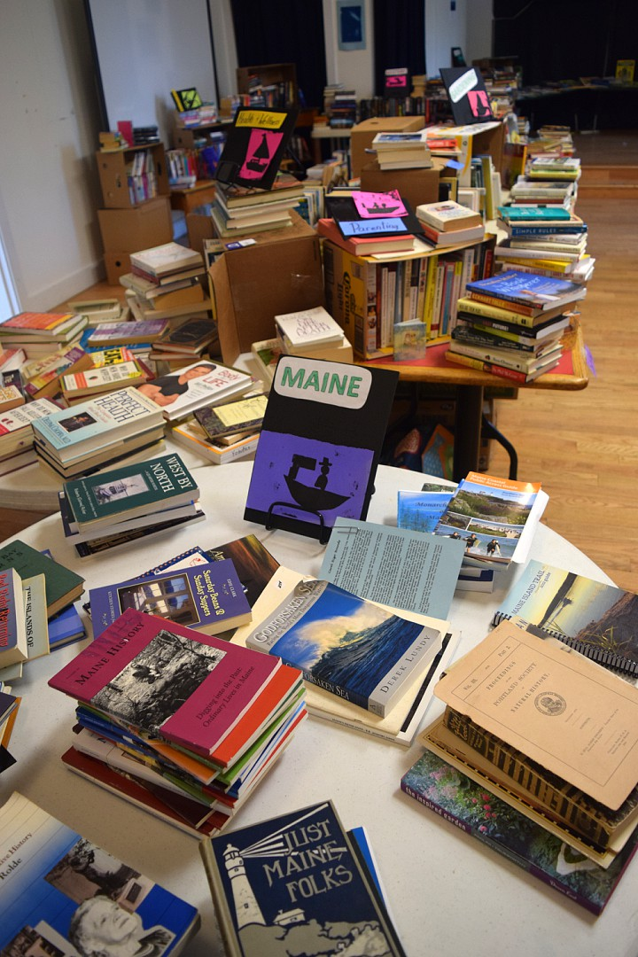 Art & Soul 2016 book sale