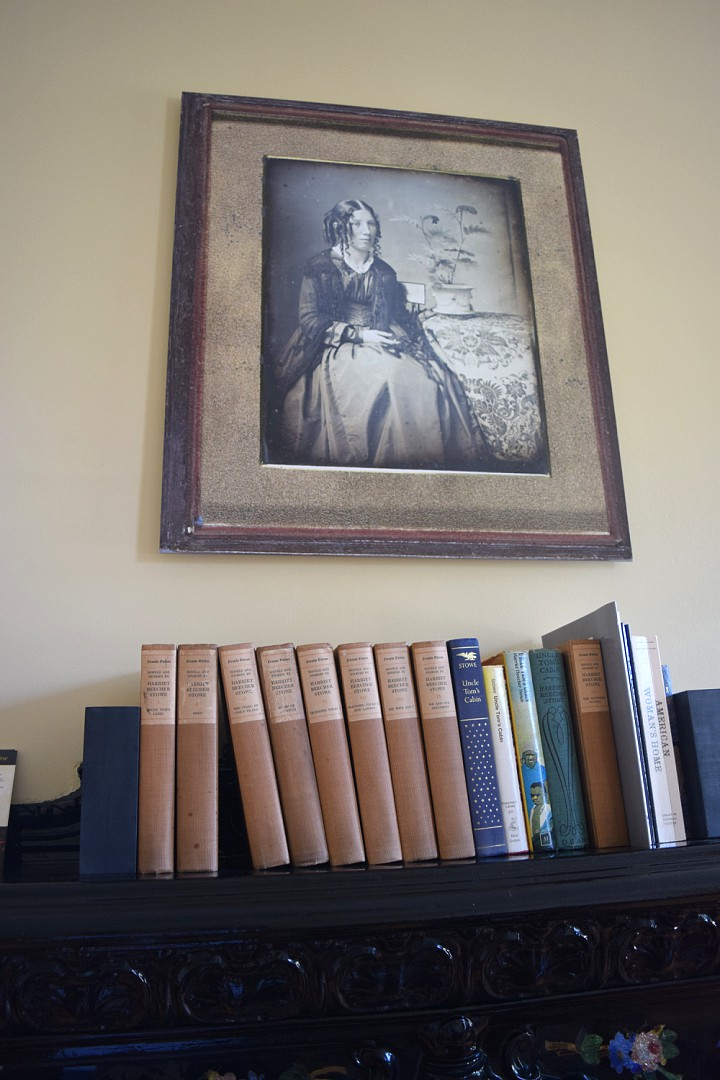 Harriet Beecher Stowe House interior